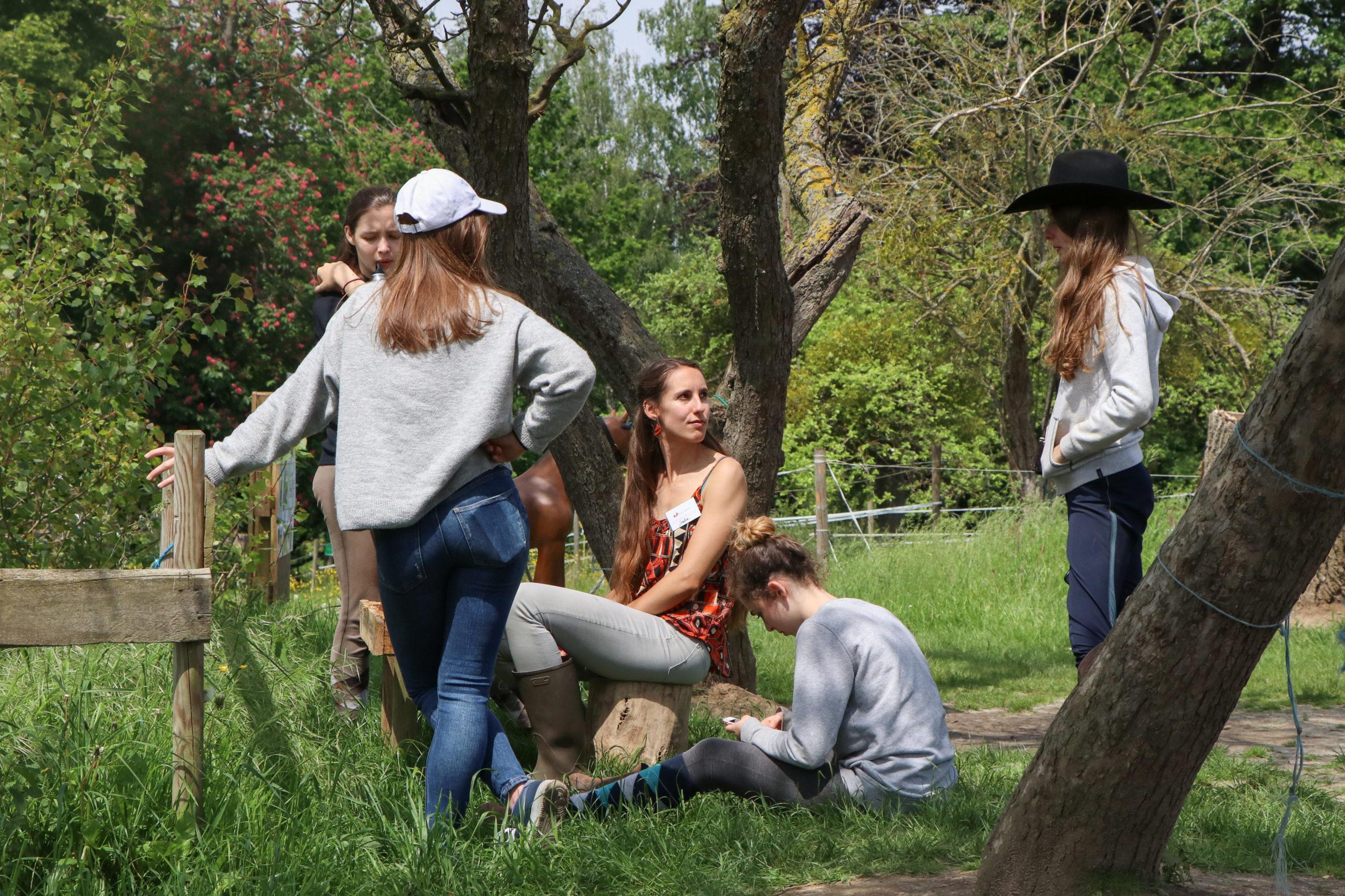 Julie, Laurence, Christel, Clara, Elena, Ludivine, Lola...